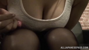 Sexual nipponese perfection is fucked hard like a whore she is
